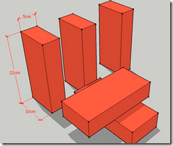 Ukuran batu bata merah