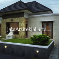 Rumah pak Farid lombok luas 180 m2
